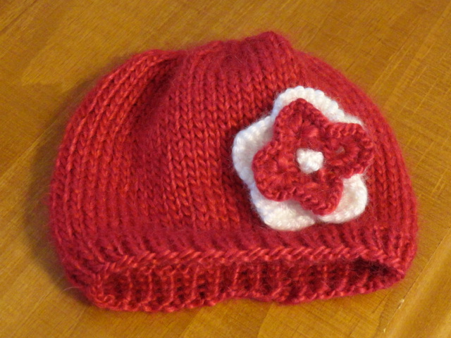 Simple Baby Beanie Pattern
