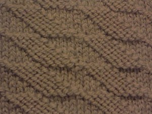 parallelogram check stitch