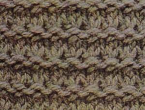 Stockinetter Ridge Stitch