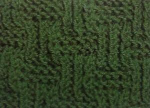 Fancy Basketweave Stitch