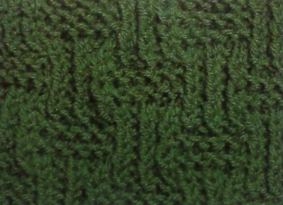 Fancy Basketweave Stitch