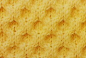 Honeycomb Stitch I
