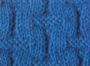 Soft Stripes Stitch