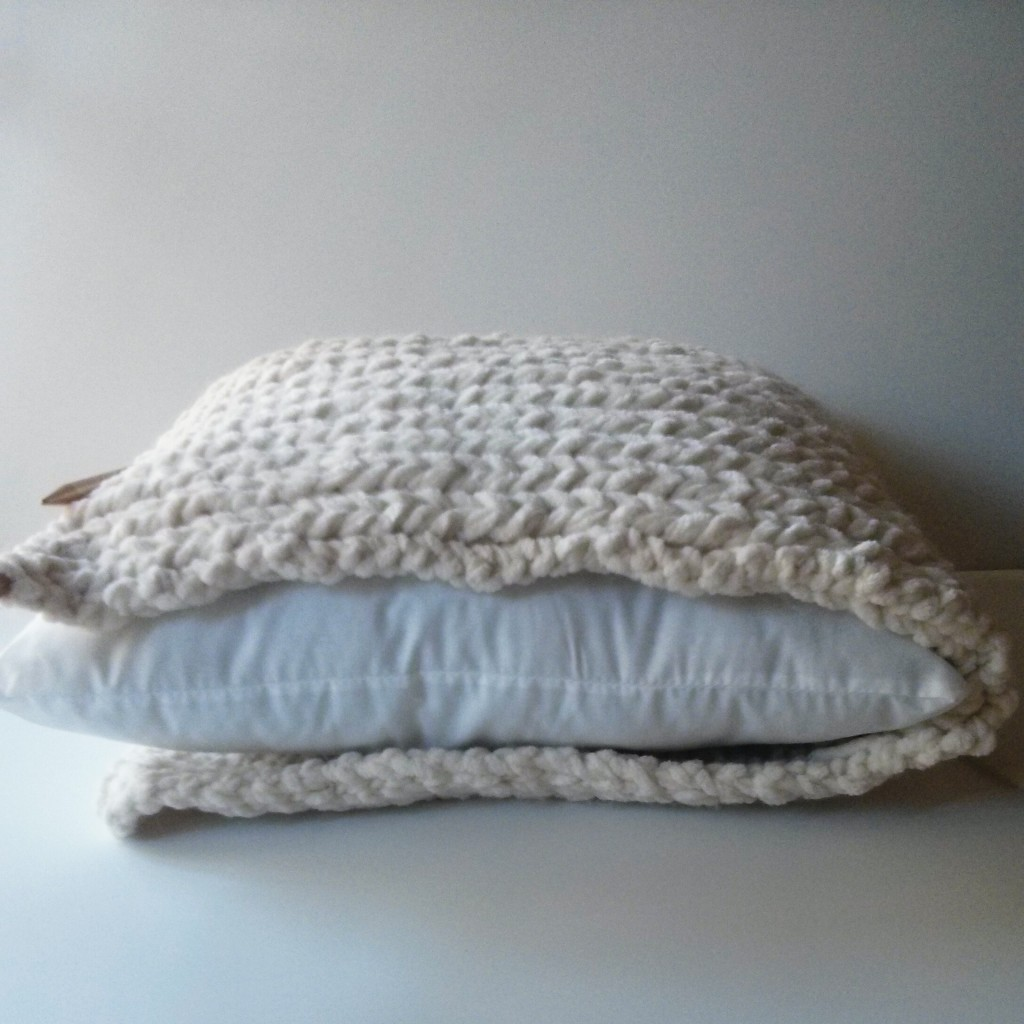 Measuring pillow