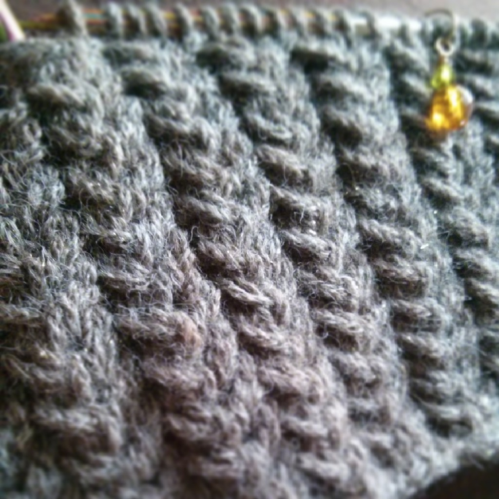 Spine Stitch - Purl Avenue