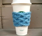 Celtic Plait Coffee Cup Sleeve