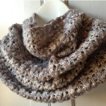 Simple Lace and Mohair Ermy