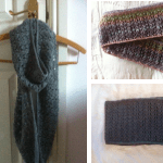 Simple Mohair Lace Scarf by Jude