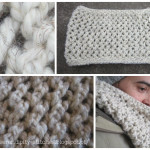 Mesh Lace Cowl by Xana Pacheco