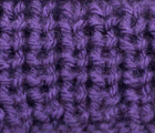 Half Fisherman's Rib Stitch
