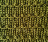 Tiny Bobbles Stitch