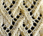 Lattice Lace Stitch