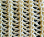 Bamboo Lace Stitch