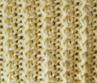 Fancy Rib Stitch