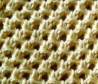 Irish Mesh Stitch