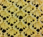 Diamond Lace Stitch