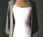 Simple Knit Shrug