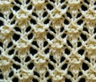 Intricate Lattice Stitch