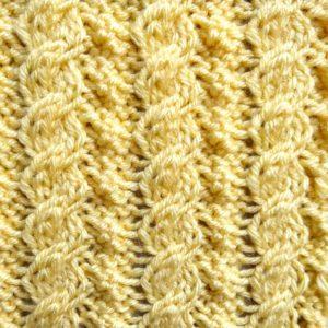 Little Ropes Stitch WS - Purl Avenue