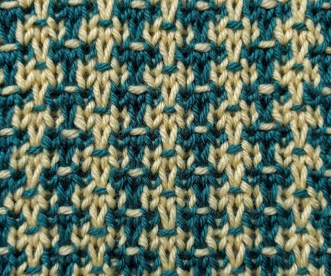 Speckled Tweed Stitch