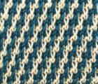 Diagonal Stripes Stitch - Purl Avenue